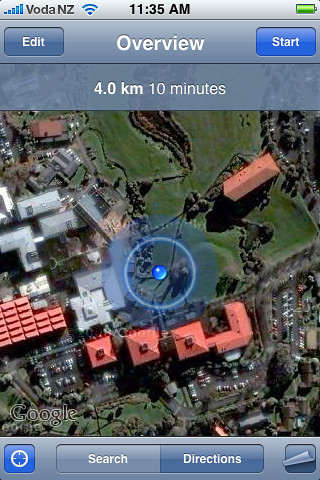 iPhone GPS2