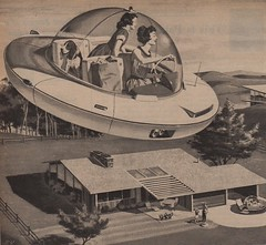 """Your Personal """"Flying Carpet"""" photo by The Cardboard America Archives"""