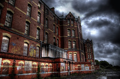 Abandoned in Cork photo by slinky2000