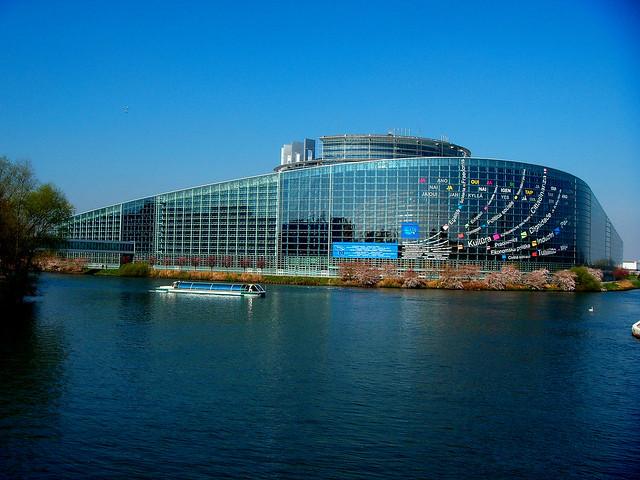 european union symbol. European Union parliament