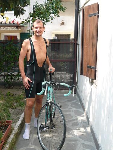 2008-07-12 Prima uscita stagionale con la mia Bianchi