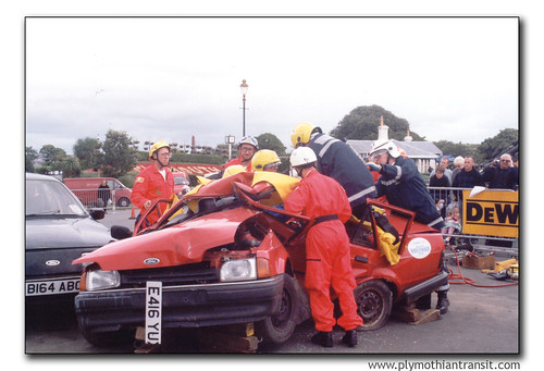 Crash Rescue Competition