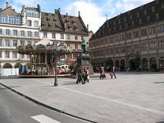 Strassbourg Place Gutenberg
