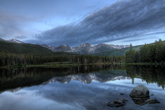 Sprague Lake - Rocky Mountain National Park photo by shorbo