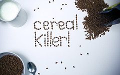 cereal killer ! photo by lutonian