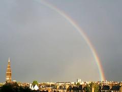 2008-08-10-040_1 Rainbow over Olympia London Hammersmith photo by Martin-James