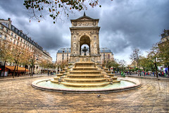 Chatelet les Halles photo by tandito