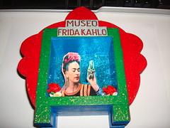 Museo Frida Kahlo Shrine