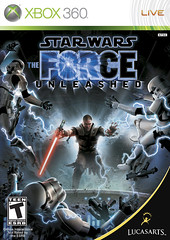 Star Wars: The Force Unleashed - Cover