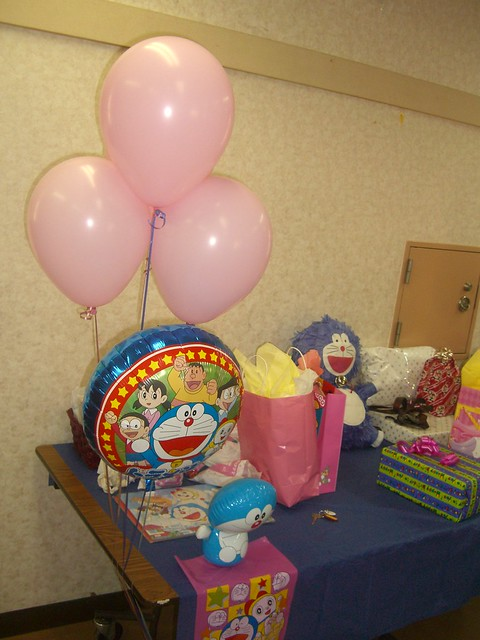 Doraemon Birthday Decorations | Flickr - Photo Sharing!