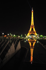 Eiffel Tower photo by hanan bercu