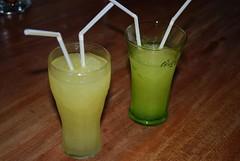 agua limon