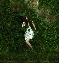 Green Nature photo by Lucia Rubio