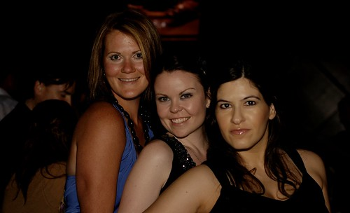 Joleen - Jenna  - Sandy - Late Fragment DVD Launch Party Vancouver