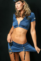 Officer Deanna photo by UM Sizzle