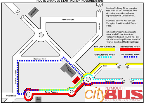 Citybus Map 2 MG