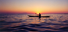 Garden Island Sunset Paddle photo by cedarkayak