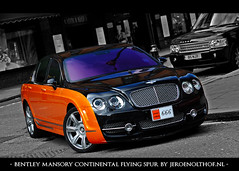 Bentley Mansory Continental Flying Spur photo by Jeroenolthof.nl