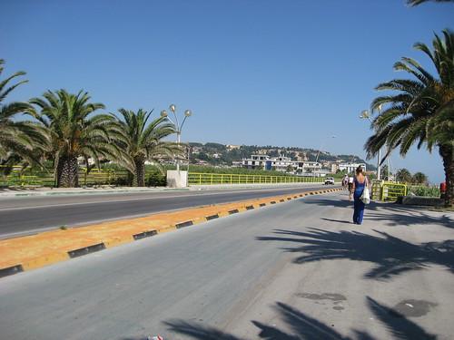 Passeggiata delle Palme