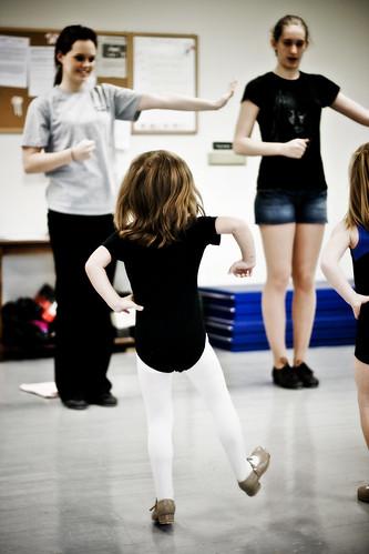 Hannah Dance Class 3