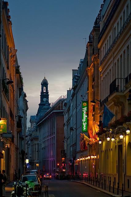 rue de l'�chiquier