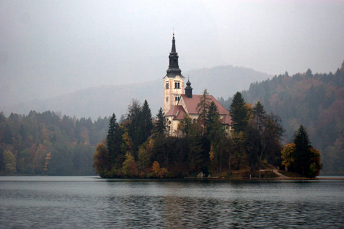 Church of the Assumption of Mary - Lake Bled - Slovenia