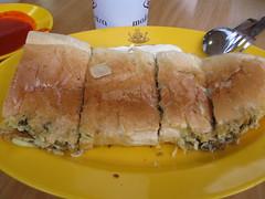 Roti John at Makan Sutra