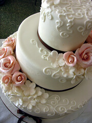 o´rose wedding cake! photo by o´holysweet!