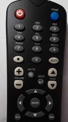 D-Link DSM-330 Remote