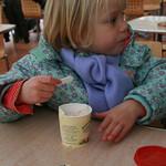 Coat: check, Scarf: Check, Ice cream: Check.<br/>09 Nov 2008