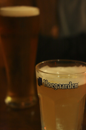Hoegaarden @ The Prince