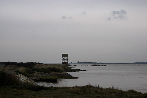 Thames at East Tilbury
