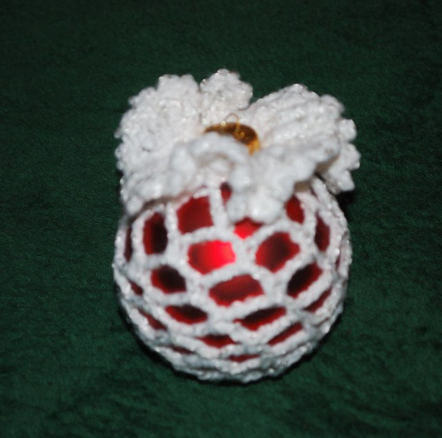 Crocheted Christmas Tree Ornament Patterns | LoveToKnow
