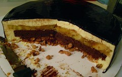 banana pearl cake