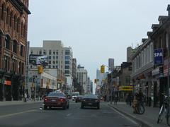 Yonge Street Downtown