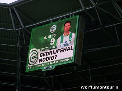 3019644152 734e83f570 FC Groningen – FC Volendam 5 0, 9 november 2008