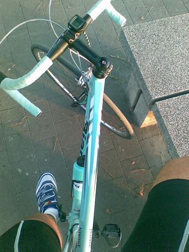 2008-08-26 Allenamento in Bici a Peschiera del Garda