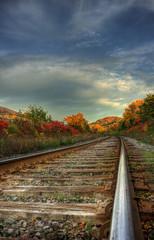 Beautiful autumn day. photo by OlaNowak