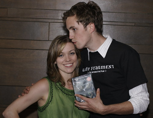 Patrick & Jessie - Late Fragment DVD Launch Party Vancouver