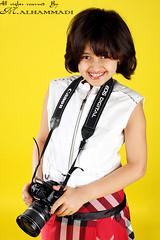 .. Canon pretty girl .. photo by Q.T.R_B.o.y ▒ M.A.D.R.I.D.I ▒