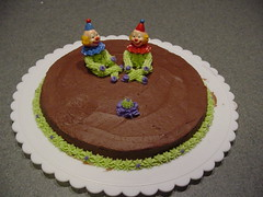 Cake 2 Decorated