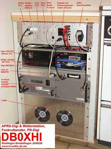 CWOP Information for DB0XHI-6 in Reutlingen, DE