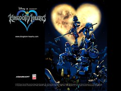 pc video game kingdom hearts wallpaper