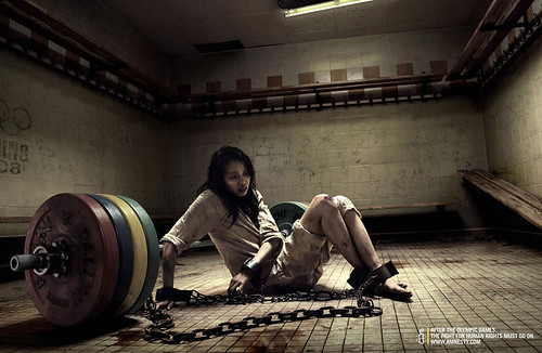 amnesty international olympic games human rights torture Weightlifting