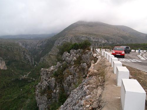 Mirador del Barranc de L'Infern