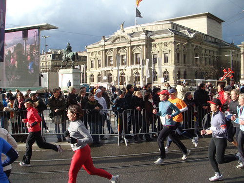 Katy Running Geneva Escalade