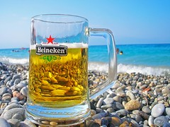 Sea+Beer = Summer photo by jimiliop