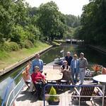 Barge Cruise Magna Carta