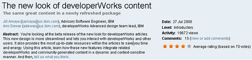developerworks ibm