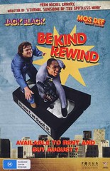 Be Kind Rewind Film Movie Poster